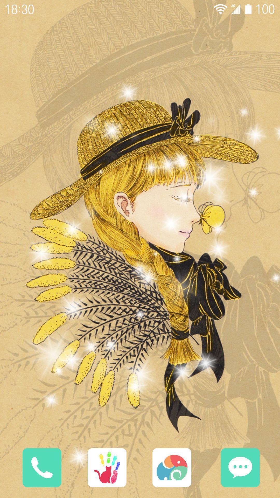 蝶的细语-梦象动态壁纸