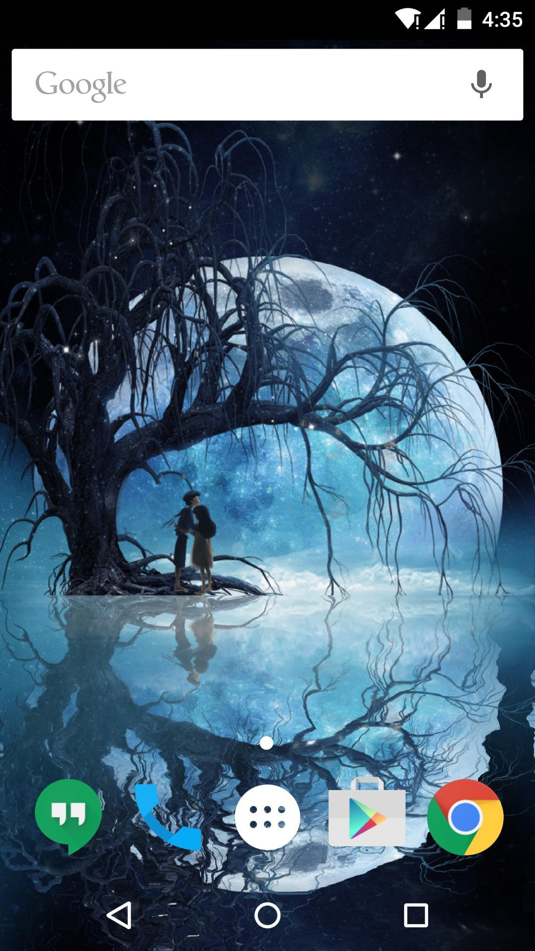 镜花水月-梦象动态壁纸