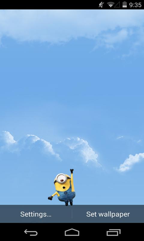 呆萌小黄人-梦象动态壁纸