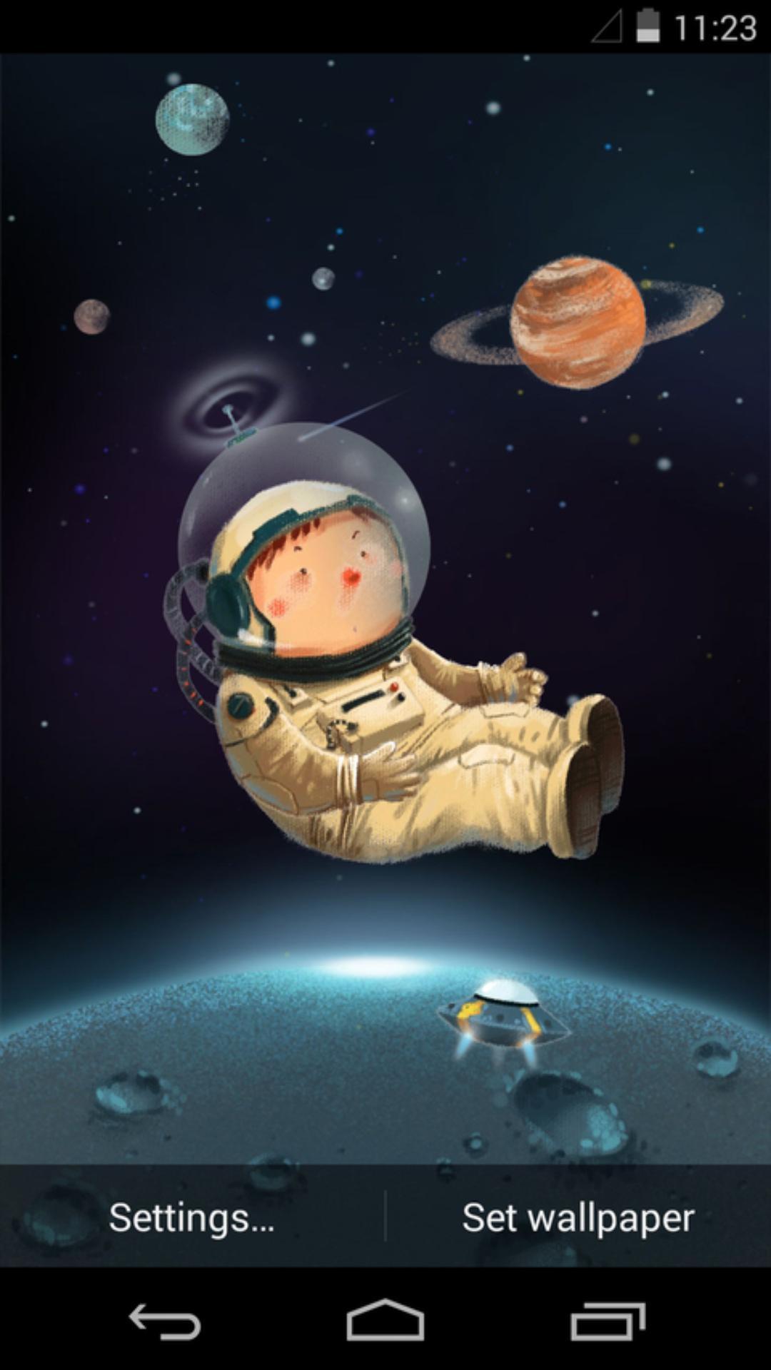 星际穿越-梦象动态壁纸
