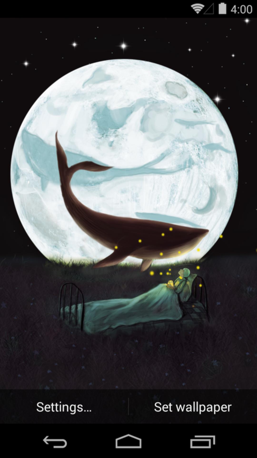 梦-梦象动态壁纸