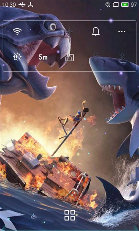 饥饿鲨进化2-爱壁纸锁屏