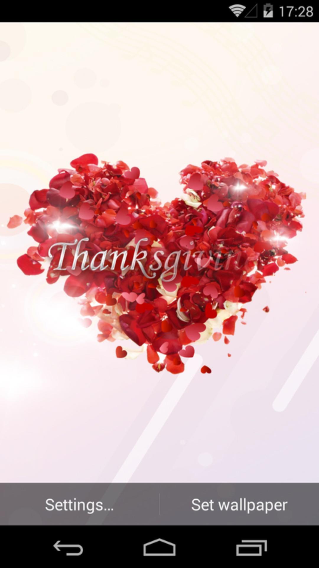 感恩之心-梦象动态壁纸