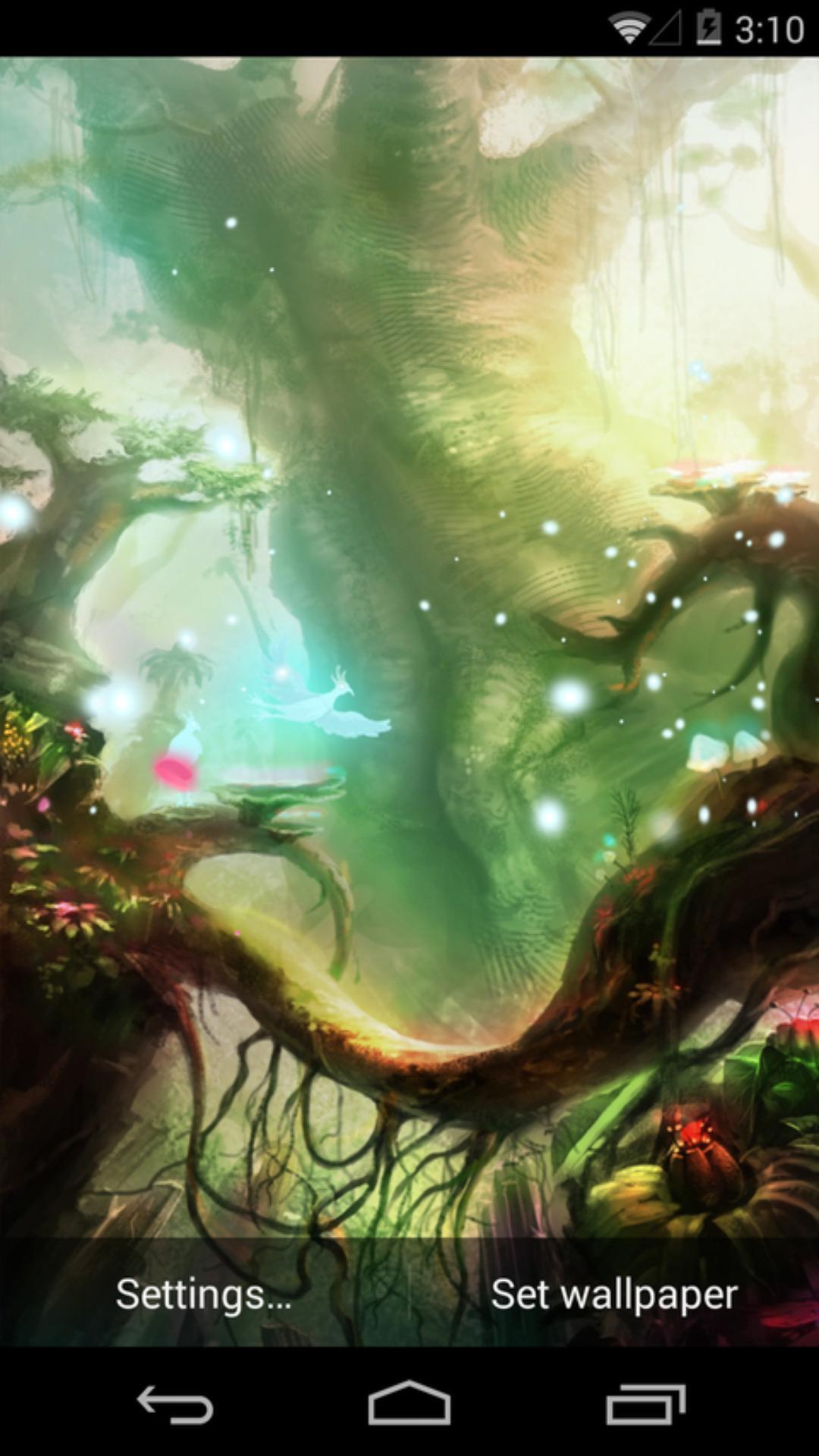 幽然灵谷-梦象动态壁纸