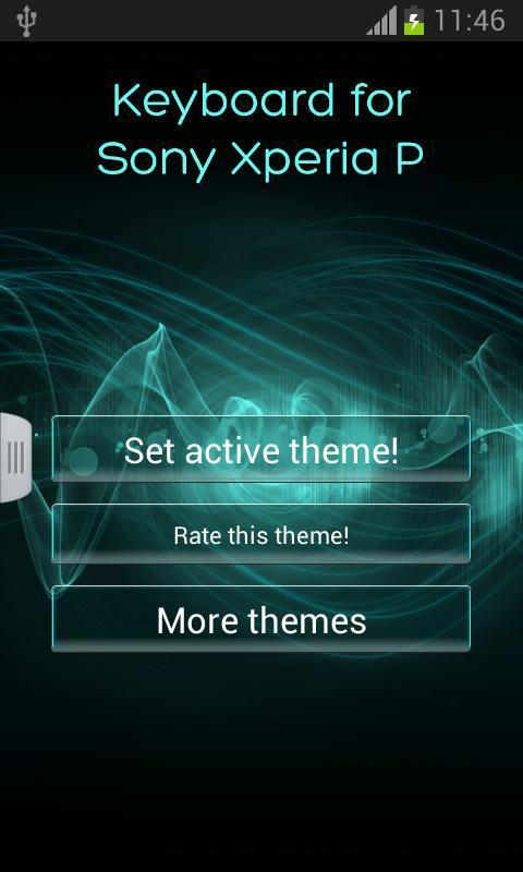 Keyboard for Sony Xperia...