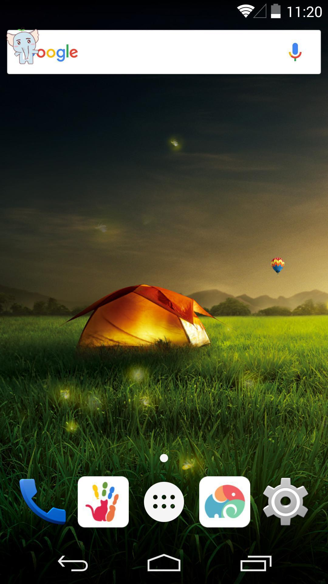 夏之夜-梦象动态壁纸