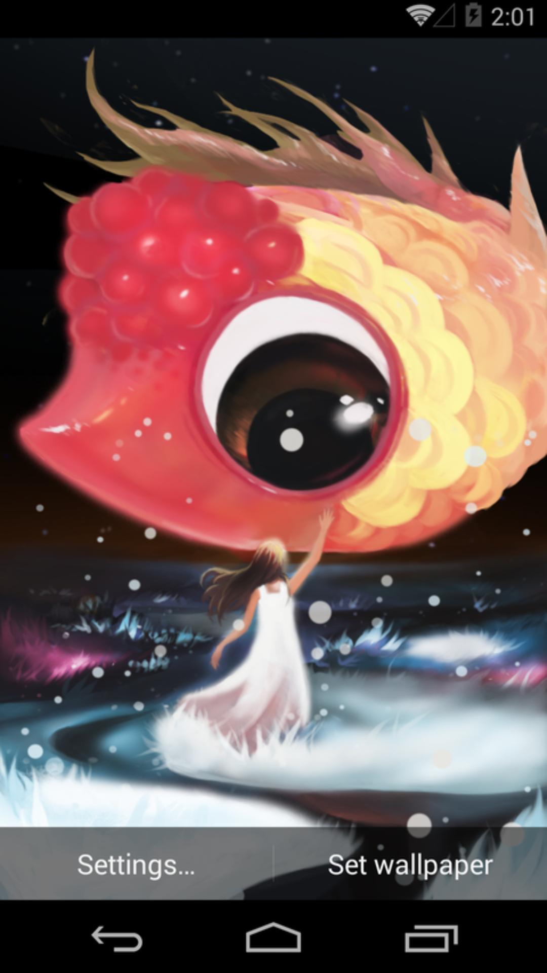 夏之梦-梦象动态壁纸