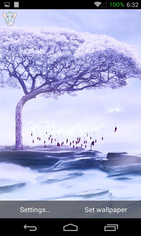 云里雾里-梦象动态壁纸