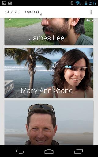 谷歌眼镜管理与配置 MyGlass