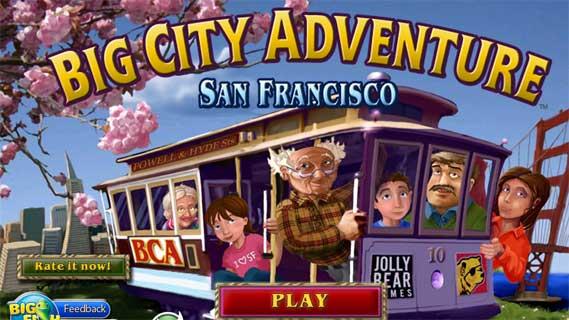 旧金山都市探险