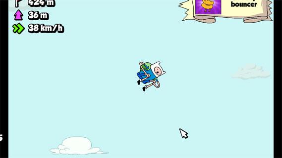 芬兰人跳跃