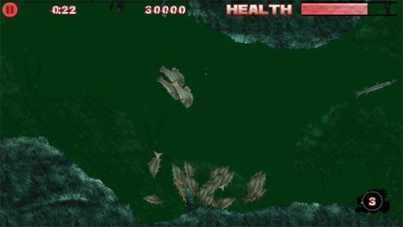 3D疯狂食人鱼