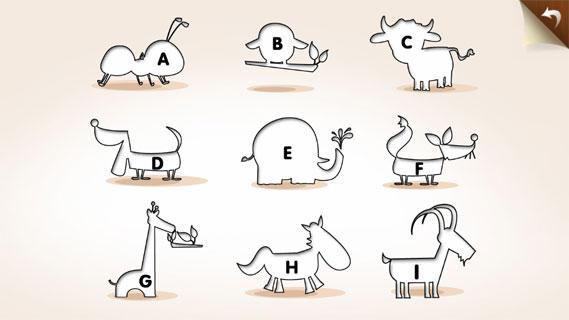 ABC幼教拼图