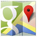 谷歌地图高清卫...