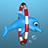 海豚潜水1