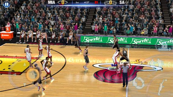 NBA2K14谷歌市场版