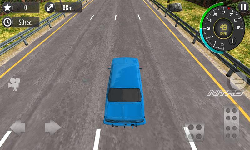 交通狂飙3D