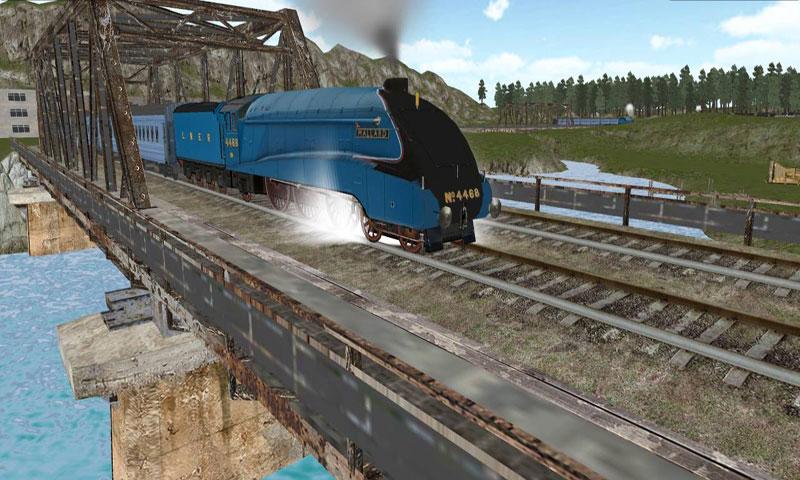 3D模拟火车中文版