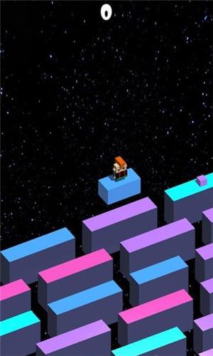 方块人跳跃