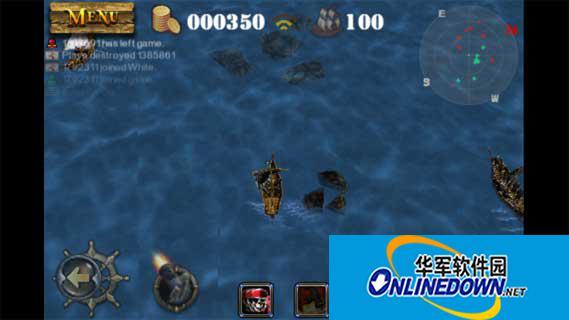 3D海盗炮手