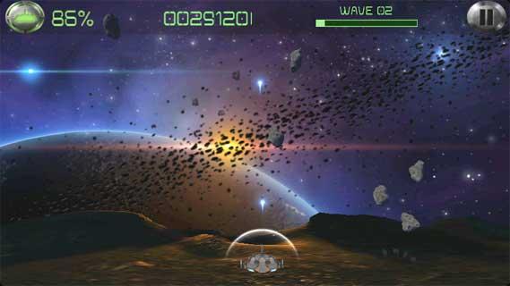 小行星冲击波