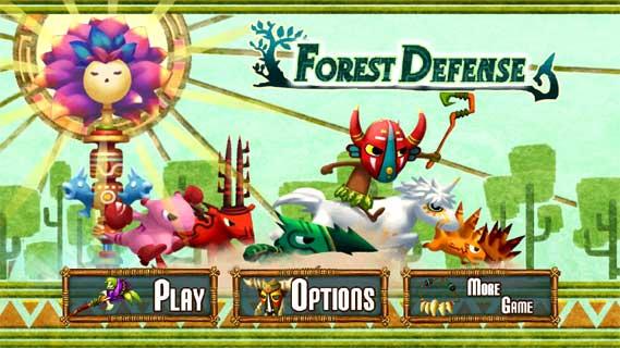 森林捍卫者