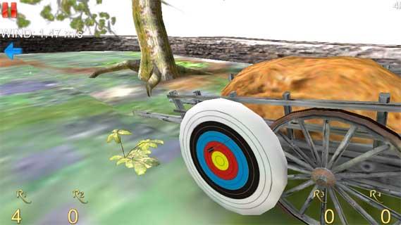长弓:3D射箭