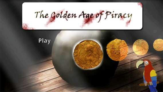 海盗的黄金岁月