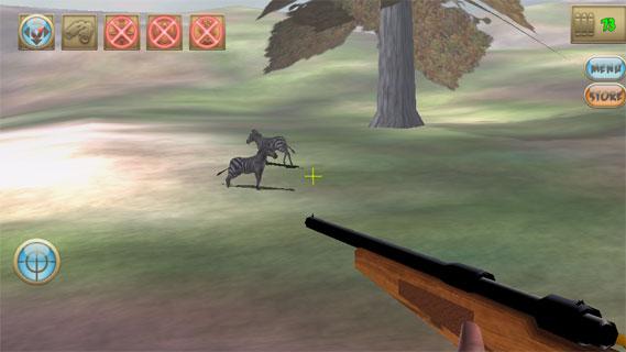 3D打猎:非洲民兵