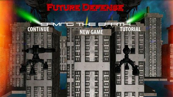 未来防御完整版
