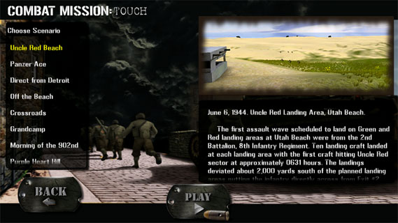 战争任务完整版