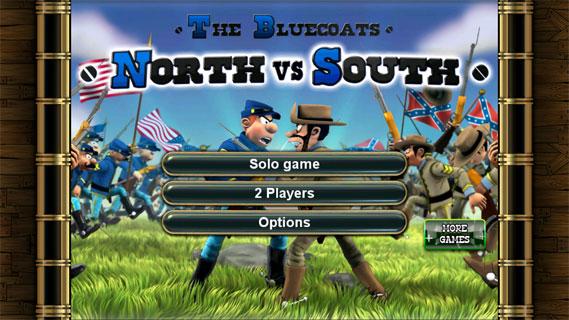 南北士兵大决战