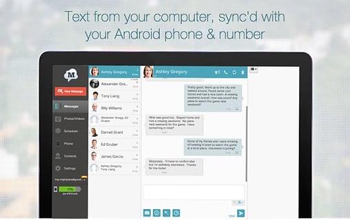 免费发短信(SMS)PC