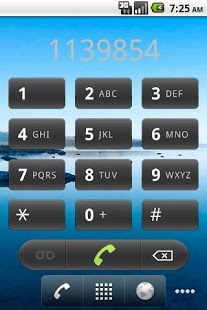 桌面拨号器
