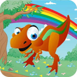 儿童宝宝恐龙乐...