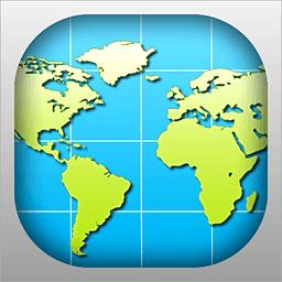 2013年世界地图2.6