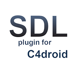 SDL plugin for C4droid 2.0.4