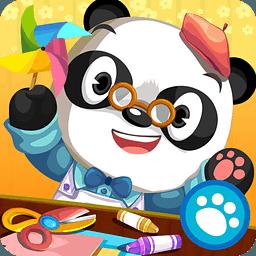 我的会说话的熊猫博士-欢乐动态壁纸