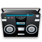 二代真FM收音机...