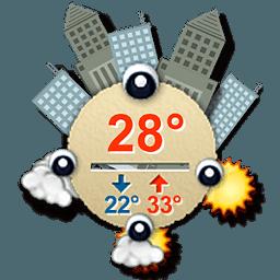 TSF 天气小部件 2.1
