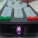 红外遥控器测试...