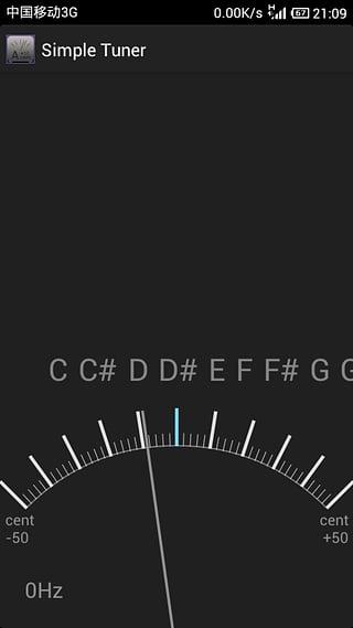 简单调音器