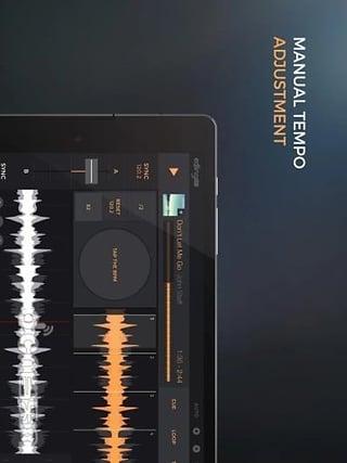 音乐DJ混音器
