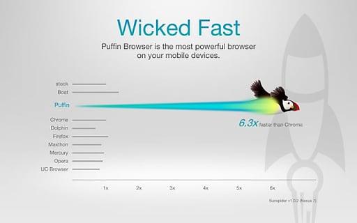 Puffin(海鹦)浏览器