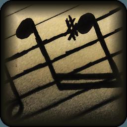 Musical Note Pad版