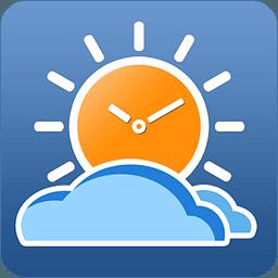 桌面时间日期天气显示