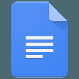 Google 文档 1.6