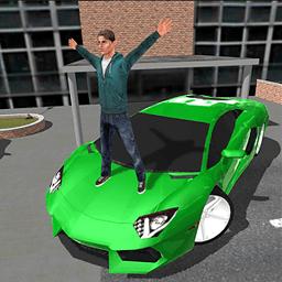 犯罪赛车手3D 2