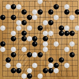 五子棋 单机双人...