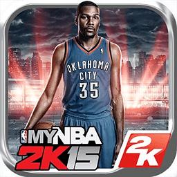 我的NBA2K15 1.9.0.132944